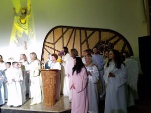 Misterium Tajemnicy Mszy św. według objawień- Cataliny Rivas