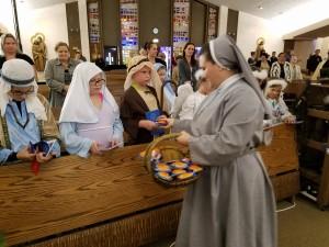 Msza Św. dla dzieci z okazji Wszystkich Świętych
