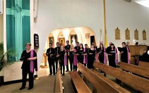 "Choir ""Eufonia"" from Germany."