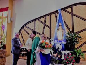 Name day of Father Tadeusz Dzieszko