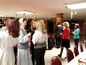 REP Catechists' Christmas- -Party.