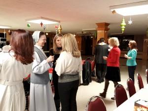 Spotkanie opłatkowe katechetów Programu Religijnego