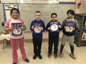 REP-4th Grade Project Lent 2020