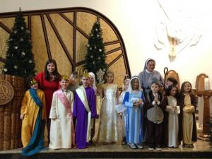School Christmas Liturgy-December 20, 2019