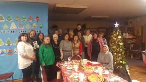 Wigilijne Spotkanie Oplatkowe Katechetow/Catechists Christmas Party 2019