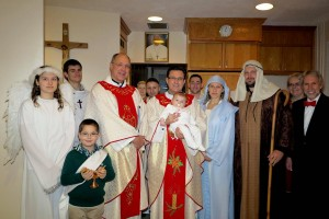 Christmas Eve Mass 12:00AM 2014