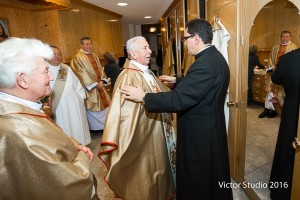 Fr.Walter Podeszwik -60-lecie Kapłaństwa