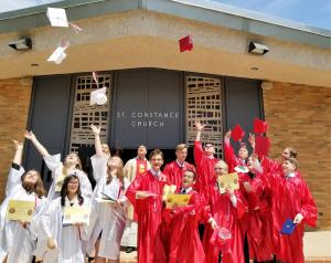 Graduation  St.Constance  School-2017