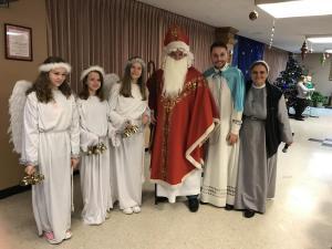 Wizyta Sw. Mikolaja / A Visit from Saint Nicholas_2019