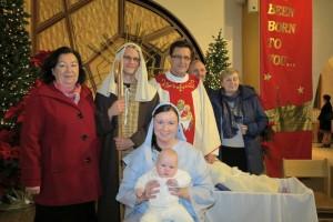 Christmas Eve Mass 10:00PM 2014